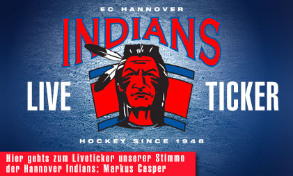 Hannover Indians - Live Ticker